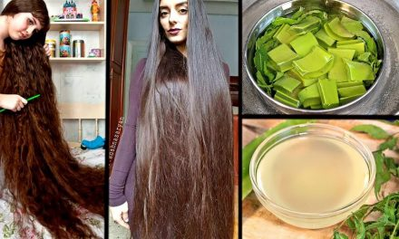 Just apply this oil too your scalp and grow extremely long hair