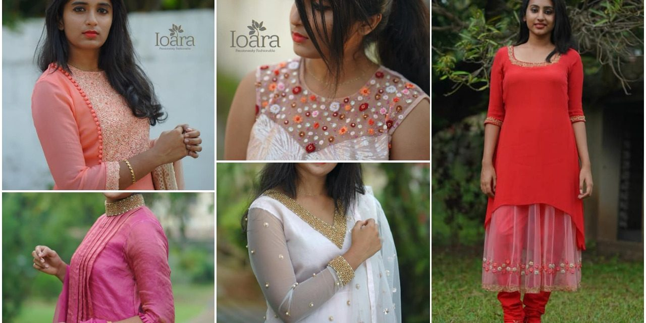 25 Different types of kurti designs for women in 2019