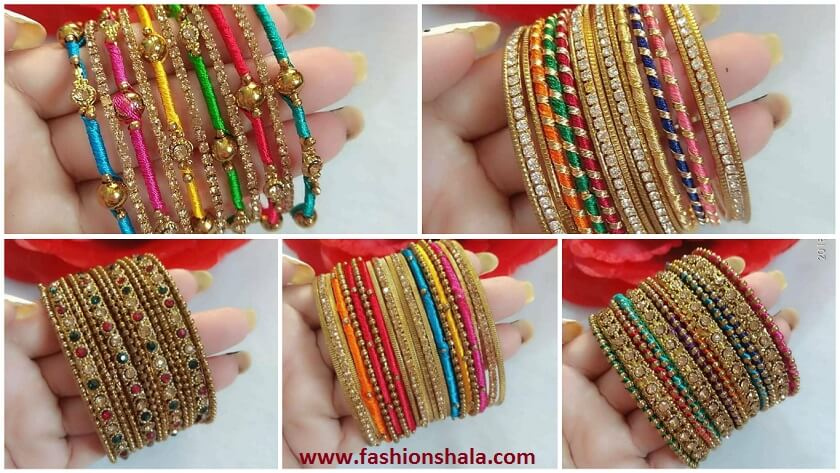 Beautiful bangles set designs