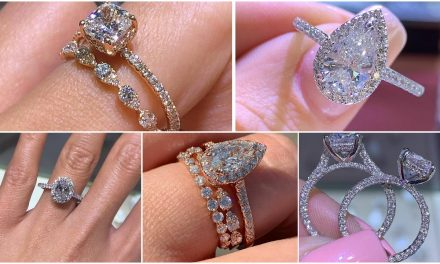 American diamond finger rings
