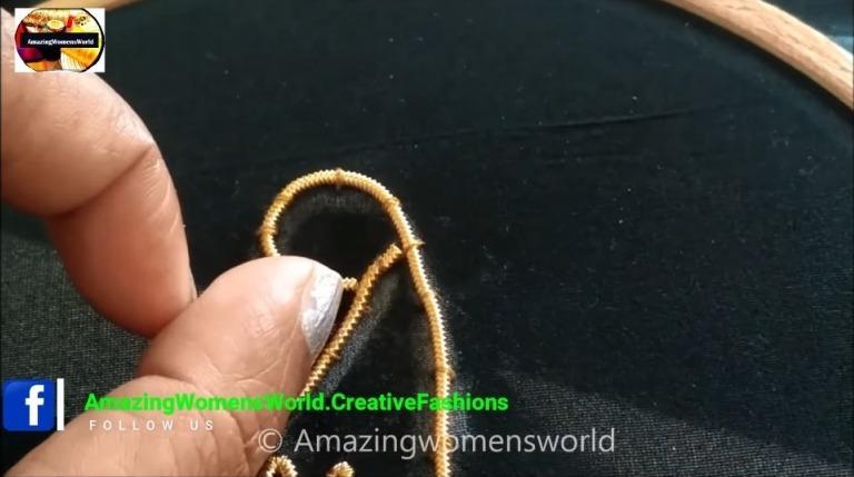 Mango Beads Design