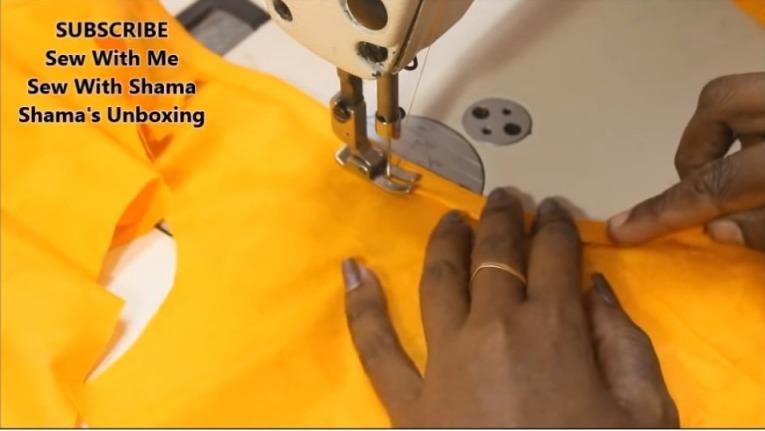 Pearl Beaded Pleated Sleeves