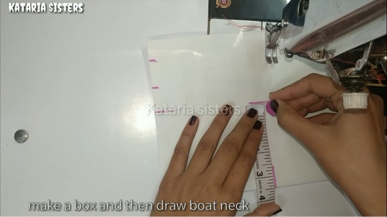 boat neck design