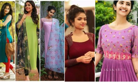 15 Different types of kurti designs