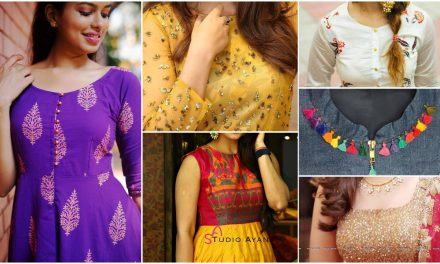 Stylish kurti designs for women