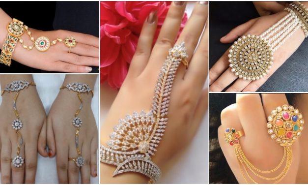 Beautiful ring bracelets designs