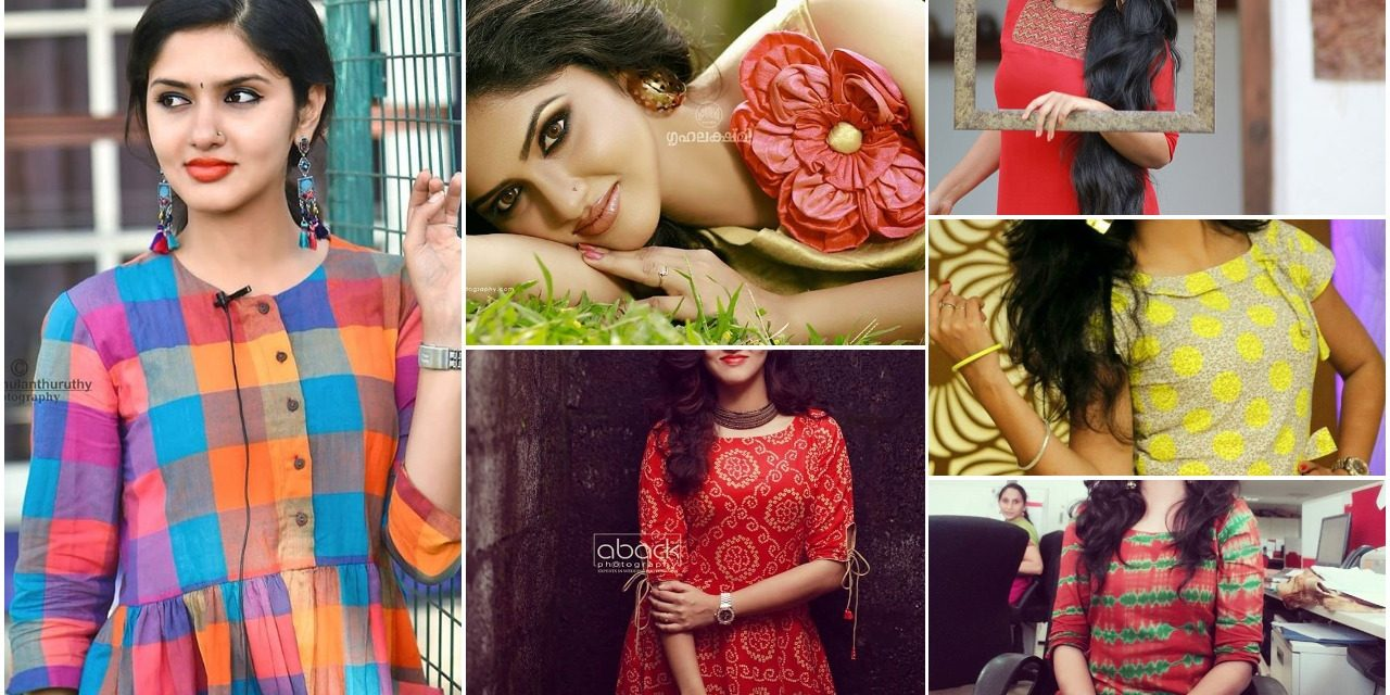 25 Different types of kurti designs