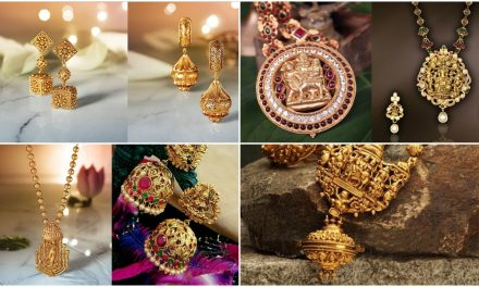 The magnificent indian temple jewellery