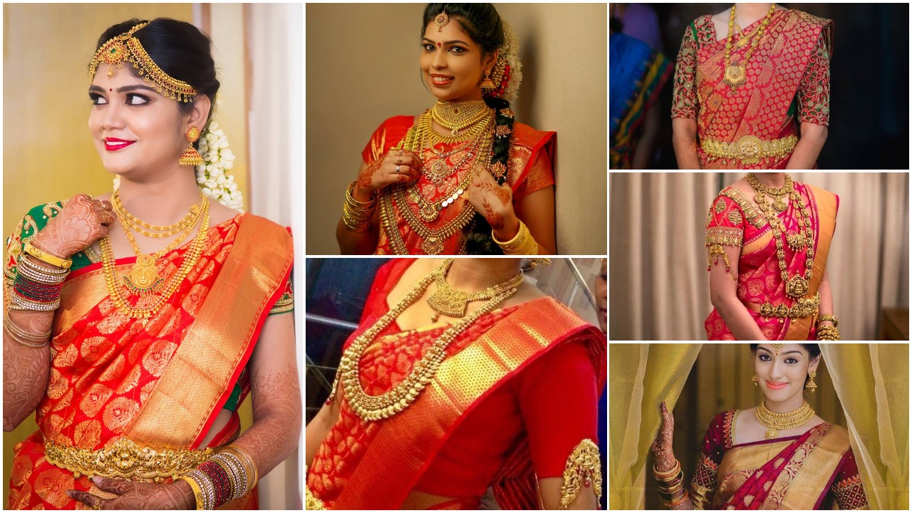 Inspiring brides in red