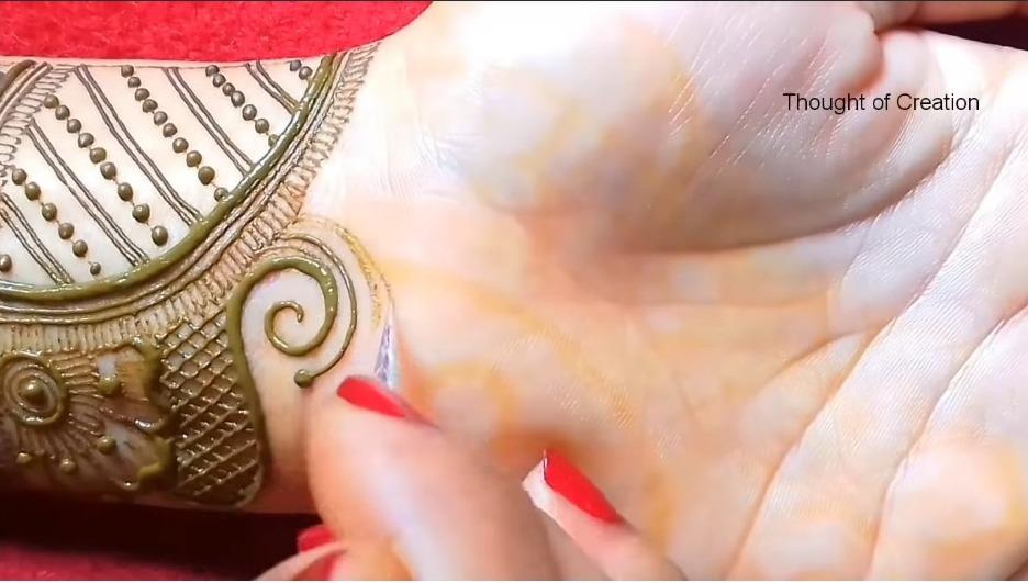 Bridal Mehndi Design