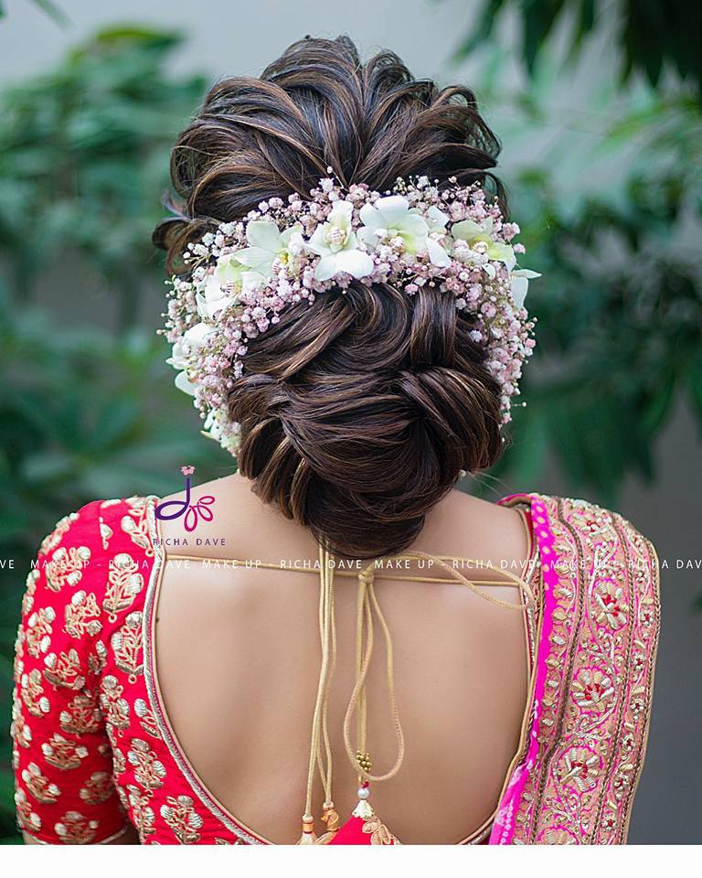 Bridal Bun Hairstyles