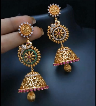 Antique Jhumka