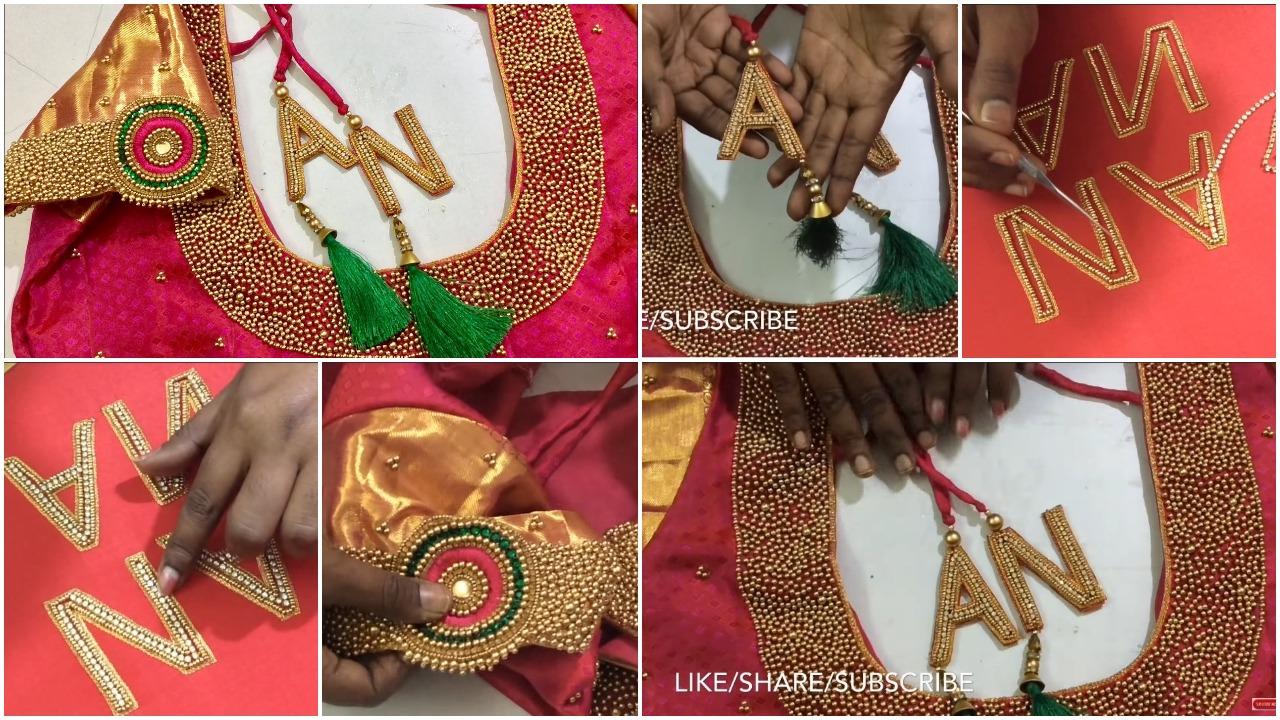 hand made latkans