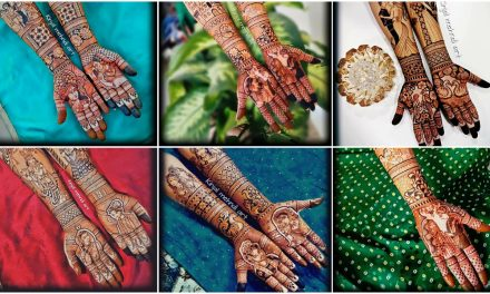 Bridal henna mehndi designs for hand