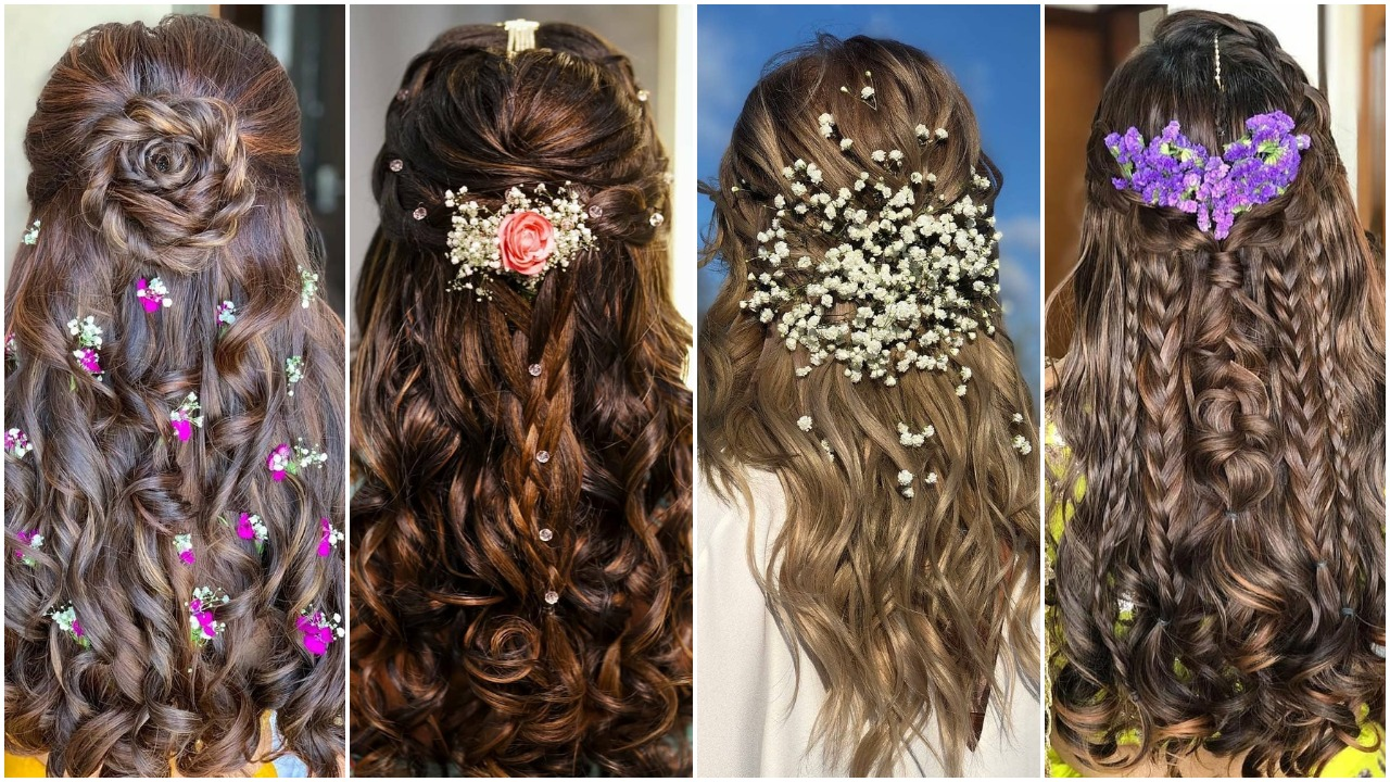 Open hairstyles
