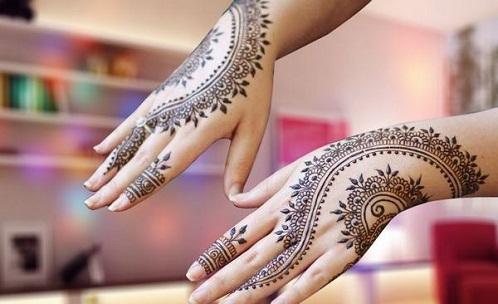 Khafif Mehndi Designs