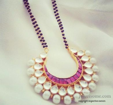 Beads Work Mangalsutra