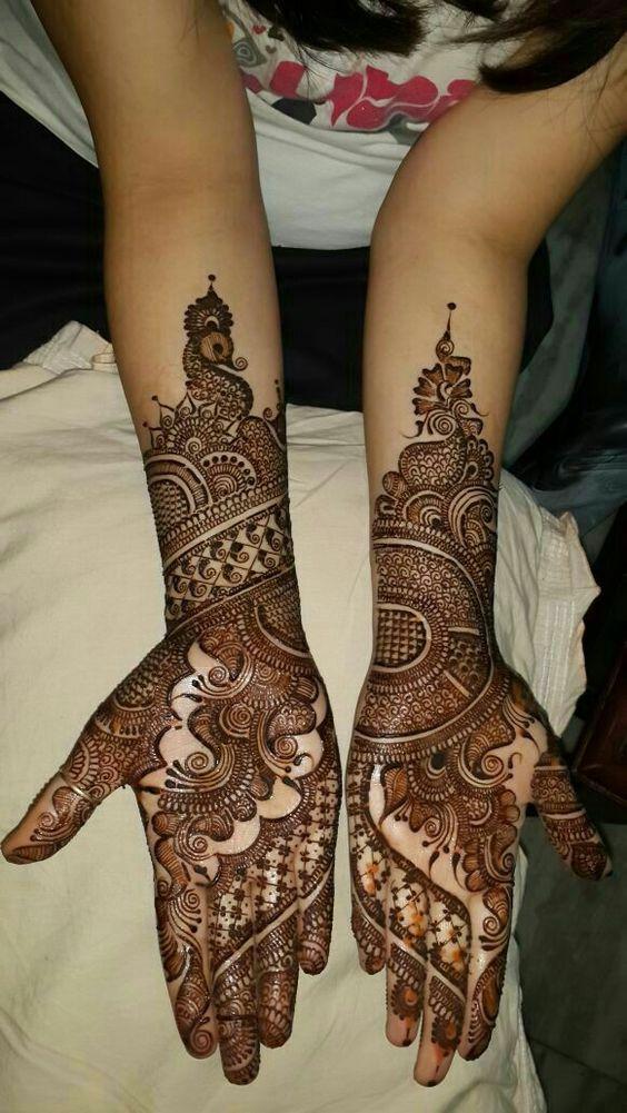 Mehndi Henna Designs