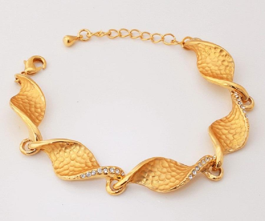 Gold Bracelet