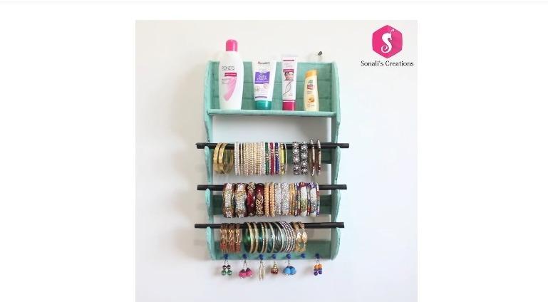 Homemade Storage