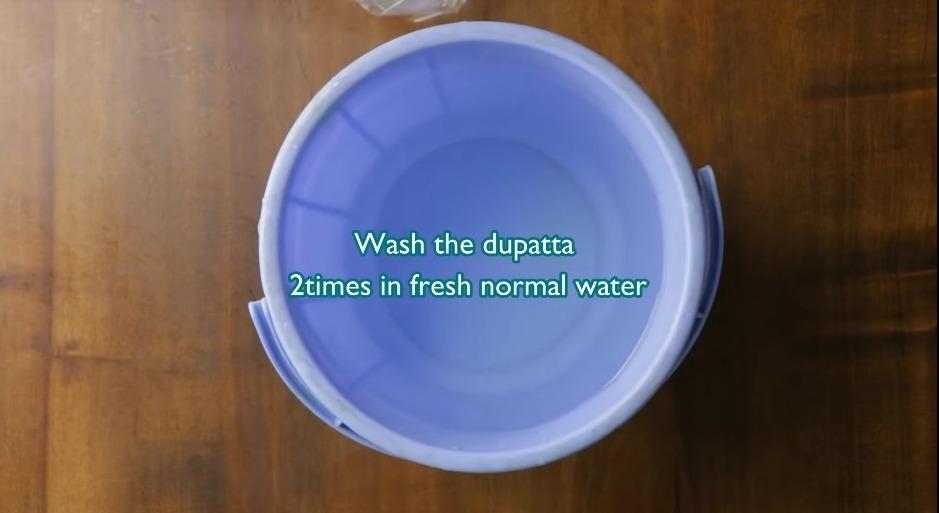 DIY Dupatta