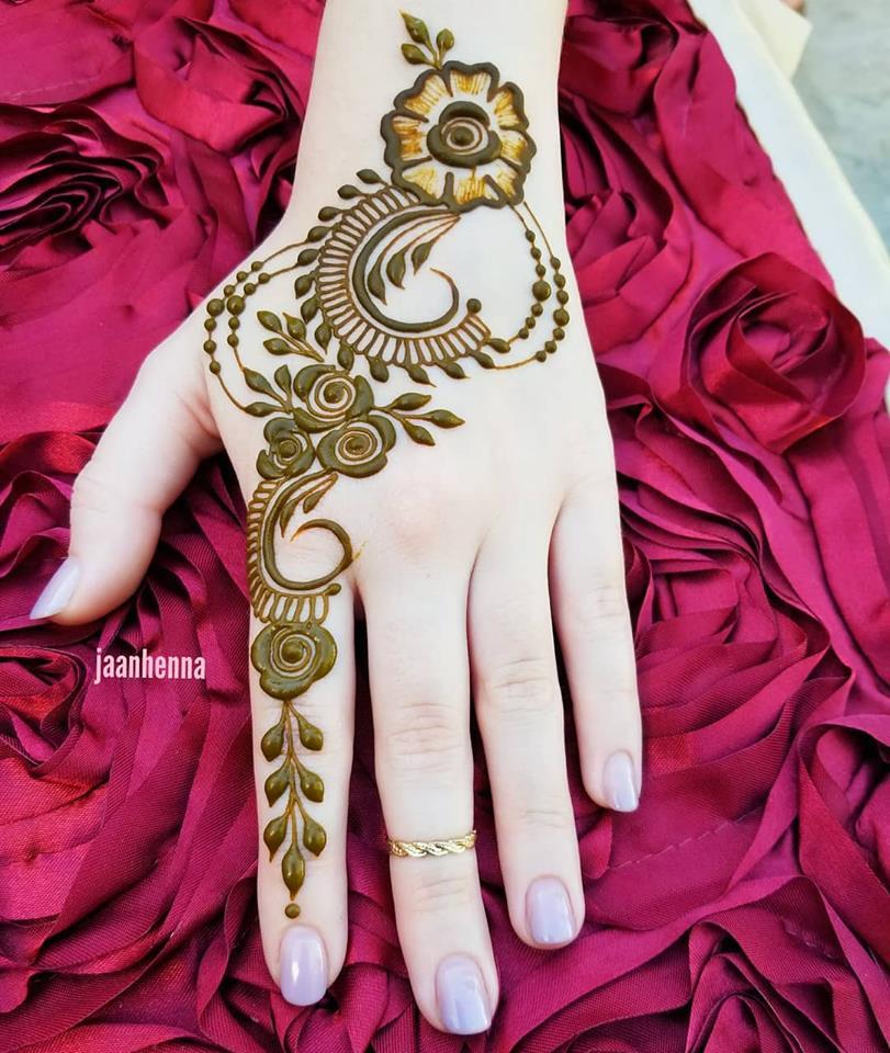 Beautiful Mehndi