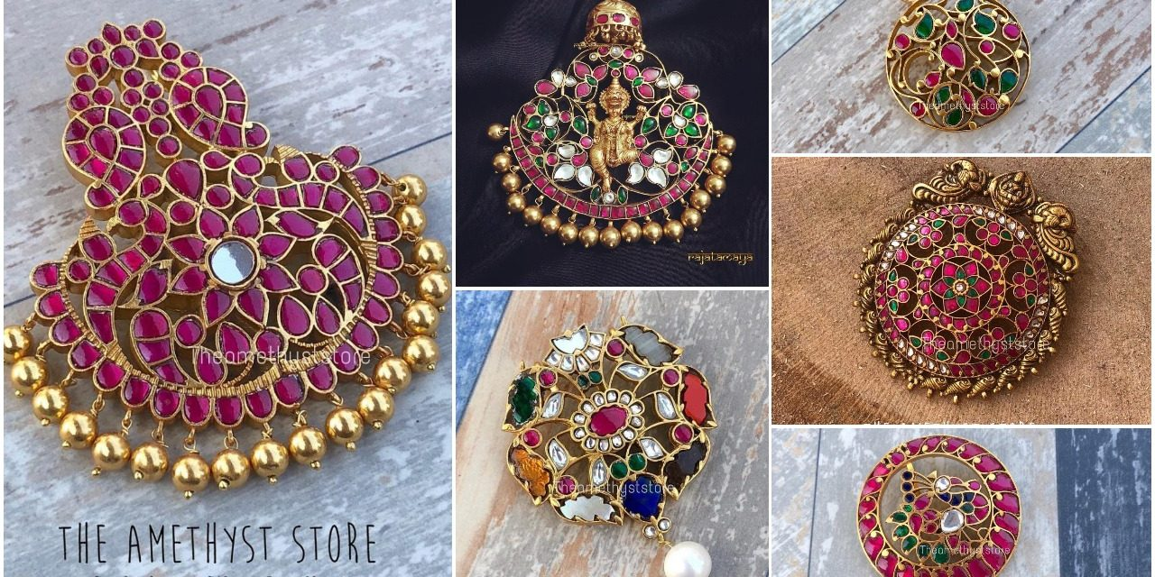 Awesome antique pendant designs