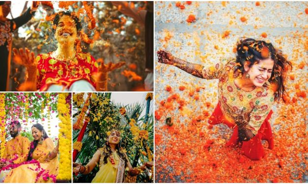 Phoolon ki holi-A trend in recent weddings