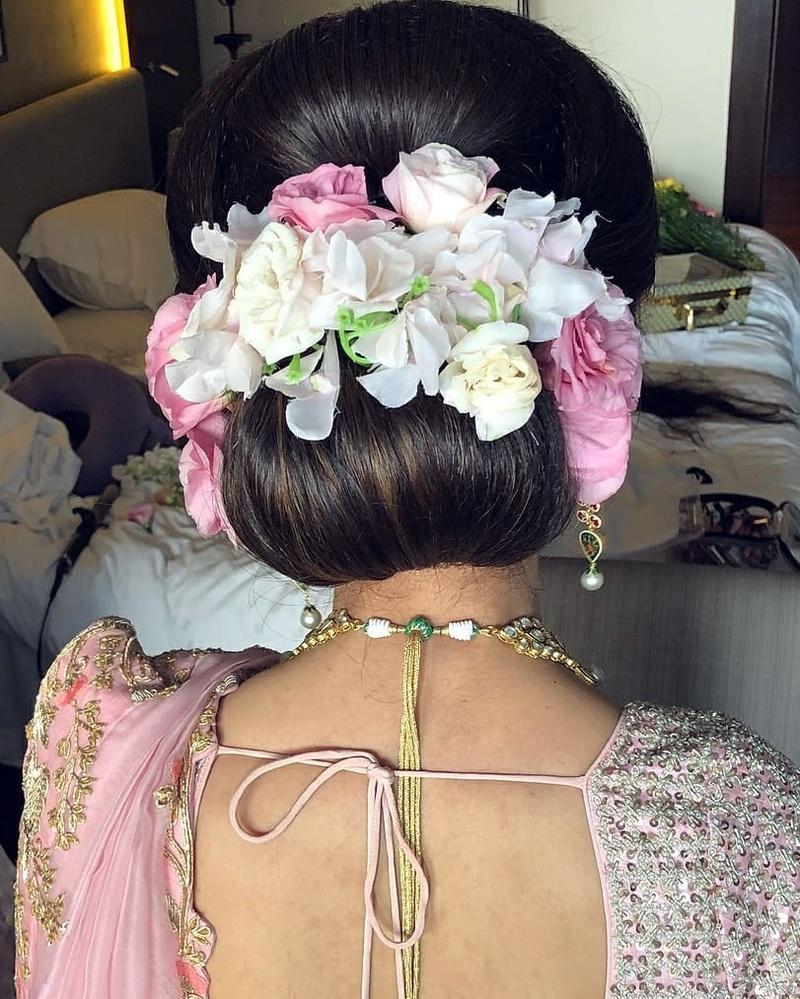 floral buns