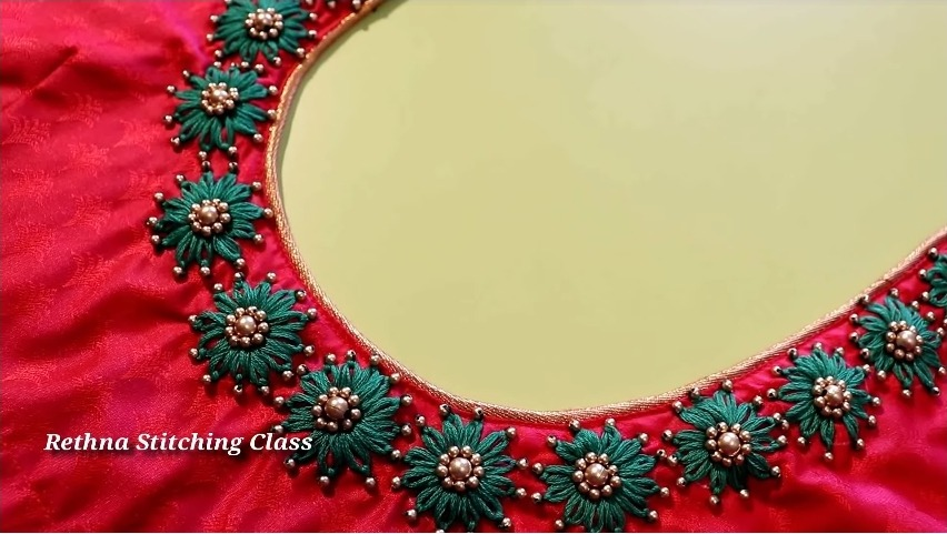 Hand Embroidery Neck Design For Silk Saree Blouse Simple Craft Ideas,Design Your Own Phone Case Template