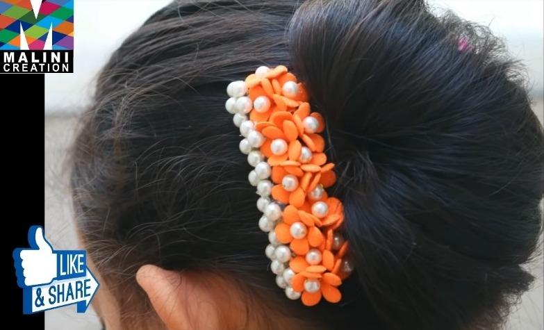 beautiful hair pin