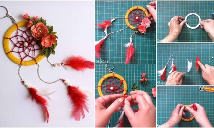 How to make dream catcher