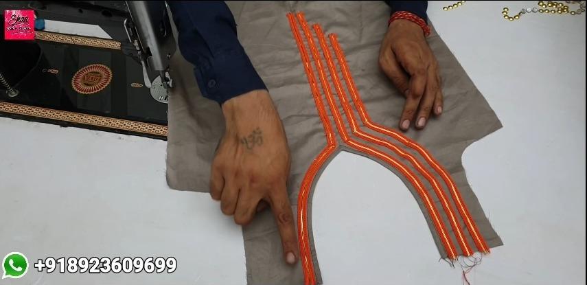 Front Neck Design