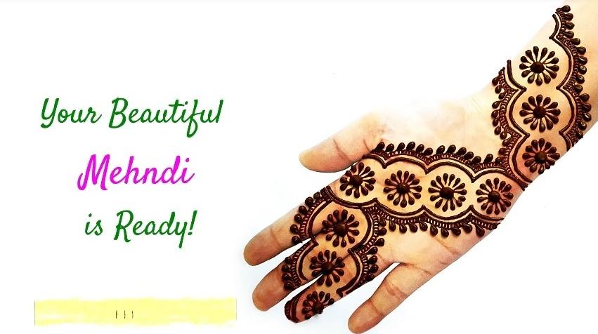 Easy Beautiful Mehndi