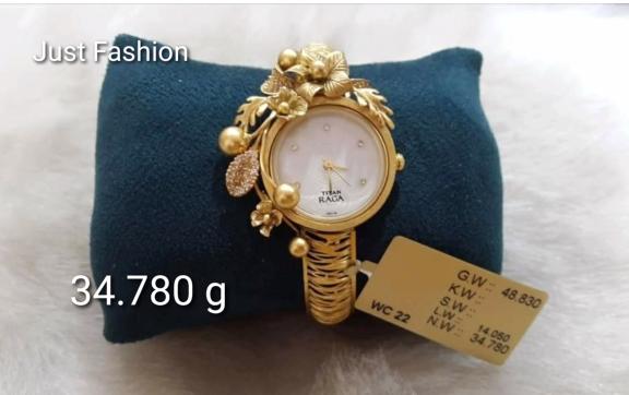Ladies Watch Design