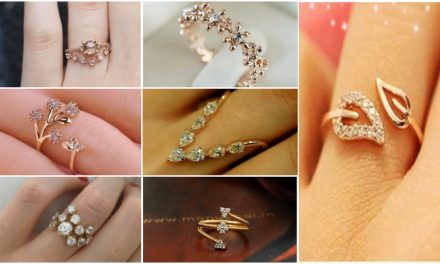 Top stylish gold ring designs