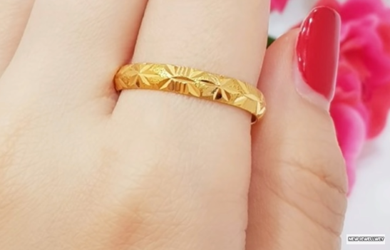 Gold Ring Designs