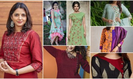Celebrity styles kurti every woman must try