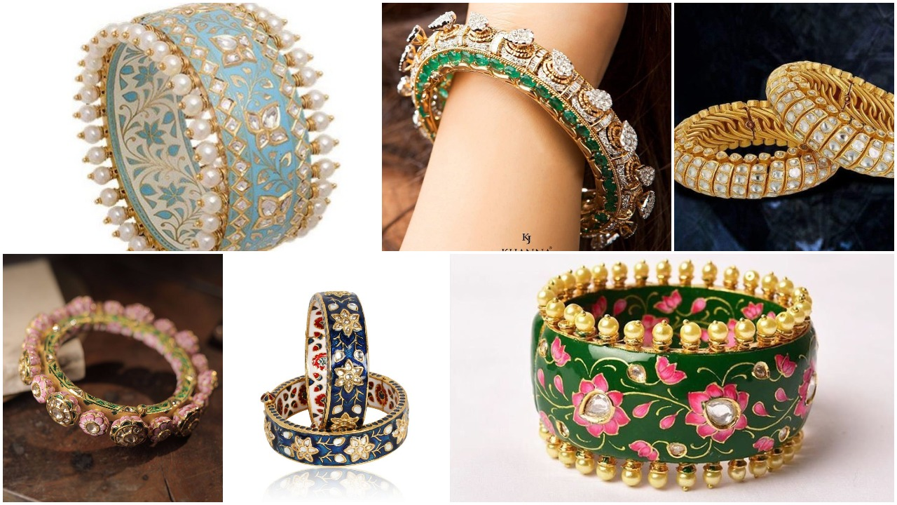 Bangle designs every bride