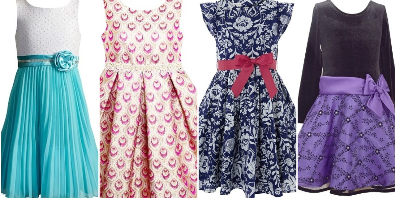 Latest and cute frocks for girl