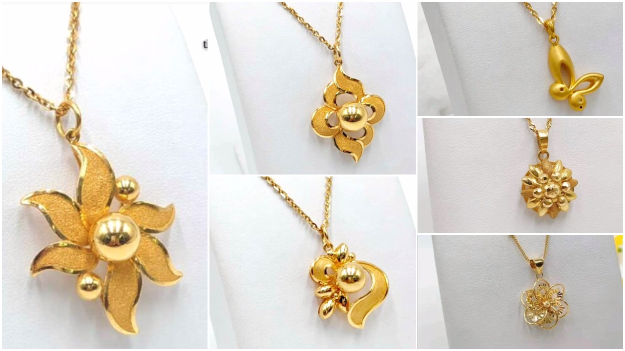 weight chain pendant designs
