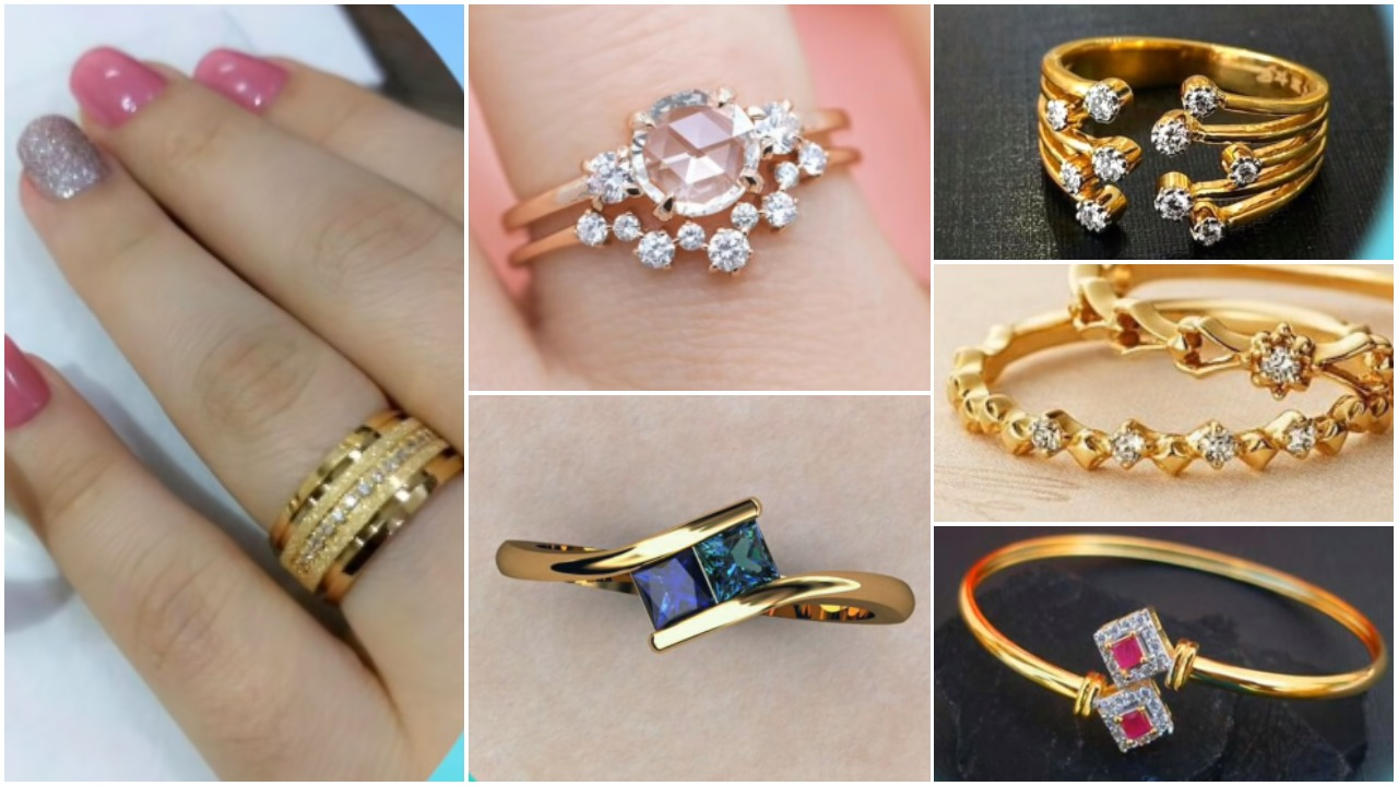 ring design collection for women's