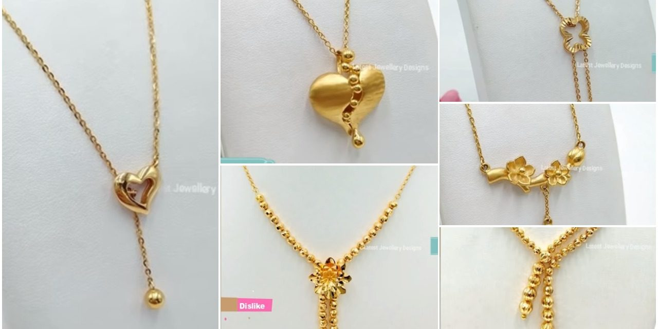Light weight gold chain designs under 12 grams