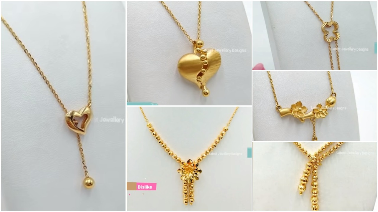 gold chain designs