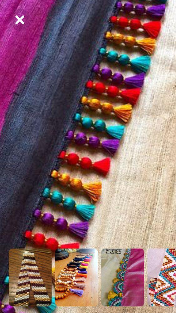 Saree Kuchu Design