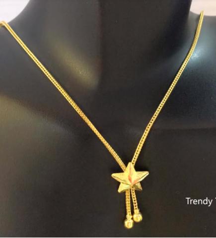 Gold Chain Designs