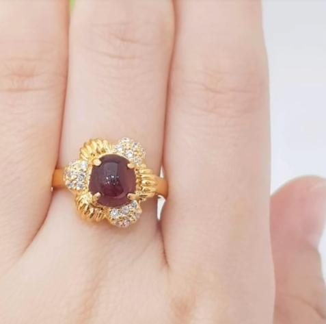 Designer Finger Rings