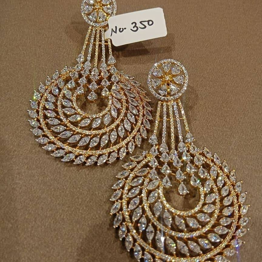Trendy Earring Design