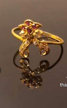 Gold Ring Design