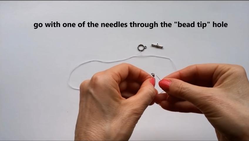Easy beading tutorial